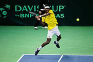 Davis Cup - Sweden v Portugal - 06 April 2018