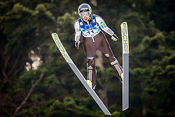 Maja Vtic (SLO) during 1st Round at Day 1 of FIS Ski Jumping World Cup Ladies Ljubno 2018, on January 27, 2018 in Ljubno ob Savinji, Ljubno ob Savinji, Slovenia. Photo by Ziga Zupan / Sportida