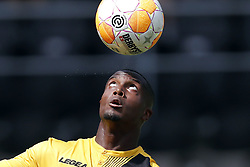 Gervane Kastaneer of NAC Breda during the Pre-season Friendly match between NAC Breda and EDS Team Manchester City at Rat Verlegh stadium on August 04, 2018 in Breda, The Netherlands