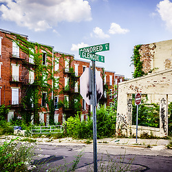 Cincinnati Glencoe-Auburn Place photo. The Glencoe-Auburn Hotel and Glencoe-Auburn Place Row Houses were built in the late 1800's and are listed on the U.S. National Register of Historic Places. The Cincinnati complex was abandoned for years and was torn down in March 2013.