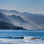 Limantour Beach, Point Reyes National Seashore, California