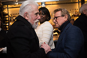 SIR ROY STRONG, JOHN SWANNELL, , John Swannell, The Caprice, London. , 5 February 2019