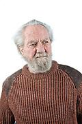 """Reginald Munger Sullivan """"Eric"""" Bjornstad at his home in Moab, Utah."""