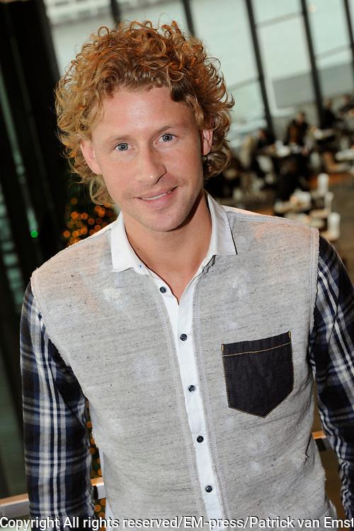 Presentatie van het 13de seizoen van het tv-programma Wie is de Mol?.<br /> <br /> Op de foto:  Ewout Genemans