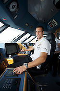 ROTTERDAM-26 september 2011-Feyenoord meets the Port. Ron Vlaar. Photo: Gerrit de Heus
