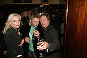 PJ's Annual Polo Party . Annual Pre-Polo party that celebrates the start of the 2007 Polo season.  PJ's Bar & Grill, 52 Fulham Road, London, SW3. 14 May 2007. <br /> -DO NOT ARCHIVE-© Copyright Photograph by Dafydd Jones. 248 Clapham Rd. London SW9 0PZ. Tel 0207 820 0771. www.dafjones.com.