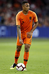 Kenny Tete of Holland during the International friendly match match between The Netherlands and Peru at the Johan Cruijff Arena on September 06, 2018 in Amsterdam, The Netherlands