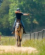 HORSEBACK ARCHERY