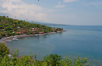 Coral cove in Amed, Bali, Indonesia