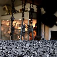 Nederland, Waarland , 9 mei 2015.<br /> Mijnbouwmuseum De Koempel van Niels van Rijn.<br /> Foto:Jean-Pierre Jans