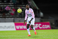 Cedric MONGONGU - 09.05.2015 -  Evian Thonon / Reims  - 36eme journee de Ligue 1<br />