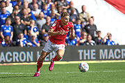 Matty Cash (11) during the EFL Sky Bet Championship match between Nottingham Forest and Birmingham City at the City Ground, Nottingham, England on 17 August 2019.