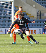 Lee Cameron - Dundee v Kilmarnock, SPFL Under 20s Development League at Dens Park<br /> <br />  - &copy; David Young - www.davidyoungphoto.co.uk - email: davidyoungphoto@gmail.com