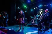X perform on December 27, 2018 at The Observatory in Santa Ana, California (Photo: Charlie Steffens/Gnarlyfotos)