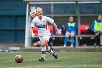Fotball<br /> 16. August 2014<br /> 1. div. kvinner<br /> Stemmemyren<br /> Sandviken - Fortuna Ålesund<br /> Mia Nygaard , Sandviken<br /> Foto Astrid M. Nordhaug