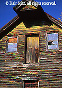 Wood and Decay, Old Barn, Perry Co., PA