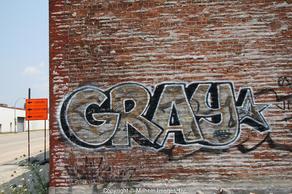 Detroit Graffiti
