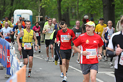 15.04.2012, Wien, AUT, Vienna City Marathon 2012, im Bild Marathon Teilnehmer  // during the Vienna City Marathon 2012, Vienna, Austria on 15/04/2012,  EXPA Pictures © 2012, PhotoCredit: EXPA/ Stephan Woldron