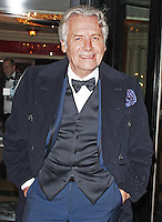 LONDON - January 28: Jeff Banks at the Grosvenor House Hotel (Photo by Brett D. Cove)