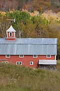 contractor's barn