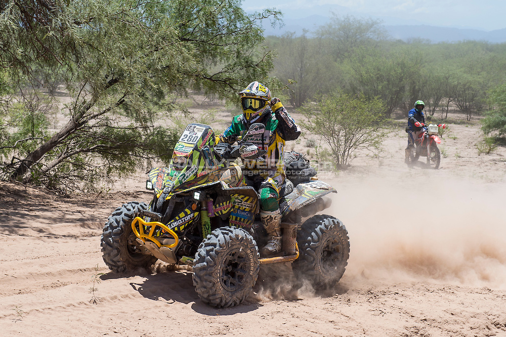 Dakar Rallye 2016 - Stage 9 Belen-Belen