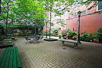 Patio at 250 South End Ave