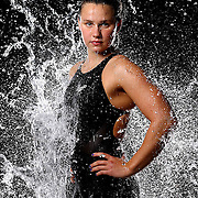 BRISBANE, AUSTRALIA - JUNE 27:  Yolane Kukla of the Australian Swimming Team poses during a portrait session at the Sleeman Complex on June 27, 2012 in Brisbane, Australia.  (Photo by Chris Hyde/Getty Images) *** Local Caption *** Yolane Kukla