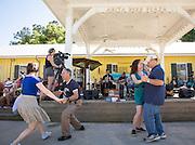 2015 Busker Festival in Abita Springs, Louisiana