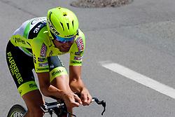 HULSMANS Kevin of Farnese Vini at prologue (17,8km) of Tour de Slovenie 2012, on June 17 2012, in Ljubljana, Slovenia. (Photo by Matic Klansek Velej / Sportida.com)