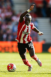 Southampton's Sadio Mane - Mandatory by-line: Jason Brown/JMP - 07966 386802 - 26/09/2015 - FOOTBALL - Southampton, St Mary's Stadium - Southampton v Swansea City - Barclays Premier League