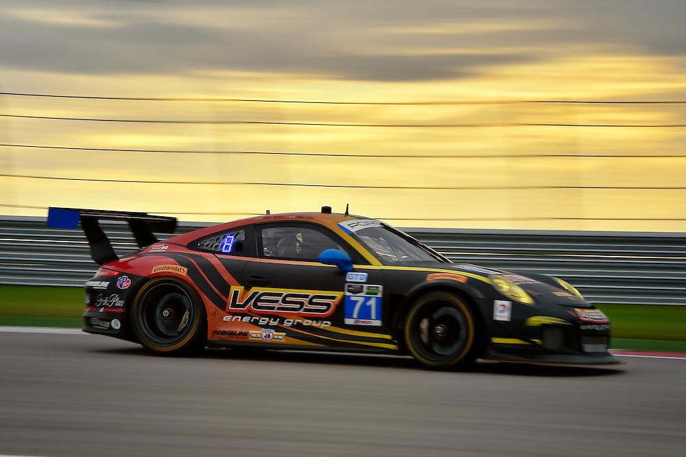 18-20 September 2014, Austin, Texas USA<br /> 71, Porsche, 911 GT America, GTD, Mike Vess, Mike Skeen<br /> &copy;2014, Scott R LePage <br /> LAT Photo USA