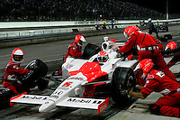 Ryan Briscoe, Firestone Indy 300, Homestead Miami Speedway, Homestead, FL  USA  10/10/08