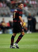 Photo: Maarten Straetemans.<br /> Ajax v Athletico Madrid. LG Amsterdam Tournament. 02/08/2007.<br /> Robin Van Persie (Arsenal)