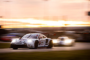 January 22-26, 2020. IMSA Weathertech Series. Rolex Daytona 24hr. #911 Porsche GT Team Porsche 911 RSR, GTLM: Matt Campbell, Nick Tandy, Fred Makowiecki