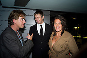 SCOTT DOUGLAS; SCOTT HARVEY; TRACEY EMIN, Wallpaper magazine celebrates the second guest editors issue. Pre-launch of  Paramount at Centrepoint.London 16 September 2008. *** Local Caption *** -DO NOT ARCHIVE-© Copyright Photograph by Dafydd Jones. 248 Clapham Rd. London SW9 0PZ. Tel 0207 820 0771. www.dafjones.com.