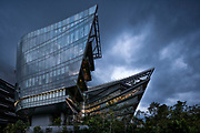 &quot;Sandcrawler&quot;, Lucasfilms Asia Headquarters<br /> <br /> Lucas Real Estate Singapore<br /> Director: Andrew Bromberg of Aedas<br /> <br /> The Hong Kong Institute of Architects Annual Awards 2014<br /> <br /> MIPIM Asia Awards 2014<br /> Gold, Best Office &amp; Business Development