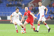 Wales midfielder Jonathan Williams during the Friendly match between Wales and Belarus at the Cardiff City Stadium, Cardiff, Wales on 9 September 2019.