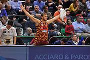 DESCRIZIONE : Campionato 2015/16 Serie A Beko Dinamo Banco di Sardegna Sassari - Umana Reyer Venezia<br /> GIOCATORE : Stefano Tonut<br /> CATEGORIA : Ritratto Ritratto Esultanza<br /> SQUADRA : Umana Reyer Venezia<br /> EVENTO : LegaBasket Serie A Beko 2015/2016<br /> GARA : Dinamo Banco di Sardegna Sassari - Umana Reyer Venezia<br /> DATA : 01/11/2015<br /> SPORT : Pallacanestro <br /> AUTORE : Agenzia Ciamillo-Castoria/C.Atzori