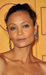 Thandie Newton at the 2017 HBO's Post Emmy Awards Reception held at the Pacific Design Center in West Hollywood, USA on September 17, 2017.