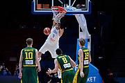 DESCRIZIONE : Lille Eurobasket 2015 Quarti di Finale Quarter Finals Lituania Italia Lithuania Italy<br /> GIOCATORE : Alessandro Gentile<br /> CATEGORIA : controcampo schiacciata<br /> SQUADRA : Italia Italy<br /> EVENTO : Eurobasket 2015 <br /> GARA : Lituania Italia Lithuania Italy<br /> DATA : 16/09/2015 <br /> SPORT : Pallacanestro <br /> AUTORE : Agenzia Ciamillo-Castoria/Max.Ceretti<br /> Galleria : Eurobasket 2015 <br /> Fotonotizia : Lille Eurobasket 2015 Quarti di Finale Quarter Finals Lituania Italia Lithuania Italy
