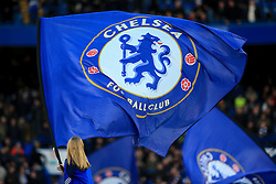 Chelsea f;age waves before kick off - Mandatory by-line: Jason Brown/JMP - 26/12/2016 - FOOTBALL - Stamford Bridge - London, England - Chelsea v Bournemouth - Premier League