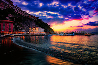 """Transcendent sunset of Marina Grande - Sorrento""..."
