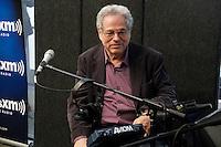 Itzhak Perlman visits the studios of SiriusXM Satellite Radio in New York on June 6, 2012..Photo Credit ; Rahav Iggy Segev / Photopass.com