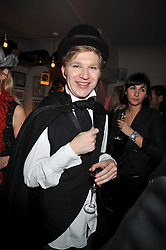 HENRY CONWAY at a party to celebrate the opening of Barts, Sloane Ave, London on 26th February 2009.