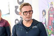 Kick-off De Hollandse 100 2020 op de Jaap Edenbaan voor de zesde editie van De Hollandse 100, die dit jaar op 15 maart in Thialf wordt gehouden. Het evenement heeft als doel de financiering van wetenschappelijk onderzoek naar de aard en behandeling van lymfklierkanker te steunen. <br /> <br /> Op de foto:  Prins Bernhard