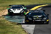 August 25-27, 2017: Lamborghini Super Trofeo at Virginia International Raceway. Dustin Farthing, Dream Racing/Mountain Motorsports, Lamborghini Atlanta, Lamborghini Huracan LP620-2