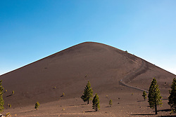 Cinder Cone, Lassen Volcanic National Park, California, United States of America