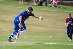 Bishop's Stortford v Sawbridgeworth - Herts T20 Semi Final, Cricketfield Lane, Bishop's Stortford, UK on 19 July 2015. Photo: Simon Parker