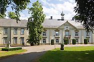 Nederland, Rosmalen, 20150711.COA zoekt ruimte voor asielzoekerscentrum in Den Bosch<br /> Gebouwen van Coudewater aan de Berlicumseweg in Rosmalen.<br /> De voormalige Dubbelabdij Marienwater van Birgittinessen en Birgittijnen. Vernoemd naar Birgitta van Zweden. Nu is Geestelijke Gezondheidszorg Oost-Brabant (GGZ Oost-Brabant) in het merendeel van deze gebouwen gevestigd.Het Centraal Orgaan opvang Asielzoekers (COA) heeft Den Bosch gevraagd of het een asielzoekerscentrum van 600 tot 800 asielzoekers in de gemeente kan realiseren. De gemeente wil daaraan meewerken en de voorkeur gaar uit naar Coudewater.Netherlands, Rosmalen, 20150711.Buildings Coudewater the Berlicumseweg in Rosmalen.Now Mental Health East Brabant (GGZ Oost Brabant) based in the majority of these buildings.The Central Agency for the Reception of Asylum Seekers (COA) Den Bosch has asked if it can realize a refugee center from 600 to 800 asylum seekers in the community. The municipality wants to contribute to it and prefer to cook from Coudewater.