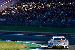 October 16, 2016 - Hockenheim, Germany - Motorsports: DTM race Hockenheim, Saison 2016 - 9. Event Hockenheimring, GER, #6 Robert Wickens (GBR, Mercedes-AMG DTM Team HWA, Mercedes-AMG C 63 DTM) (Credit Image: © Hoch Zwei via ZUMA Wire)